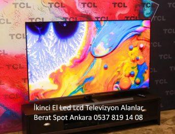 İkinci El Led Lcd Televizyon Alanlar Ankara