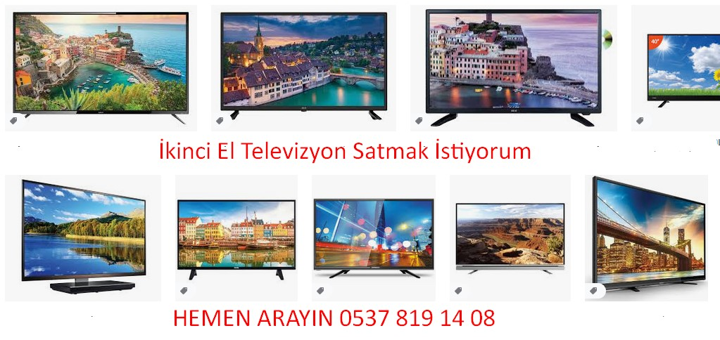 İkinci El Televizyon Alanlar